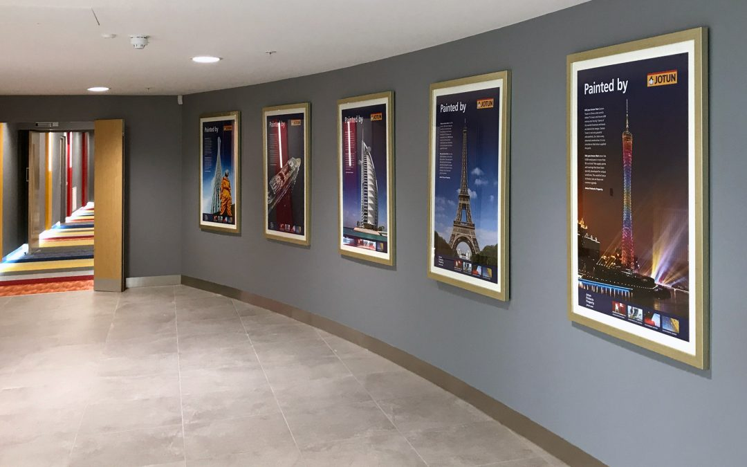 Commercial-framing
